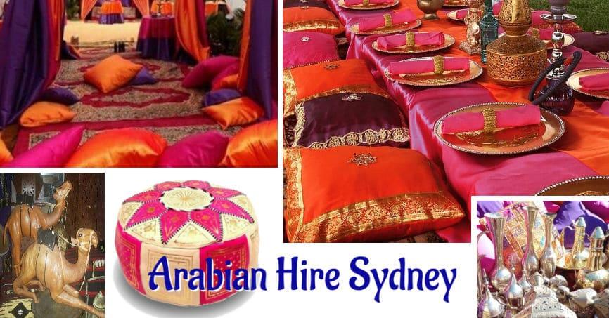 Fabulous cakes to match your Arabian theme.