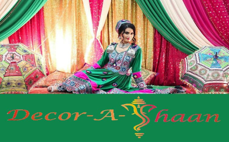 Amazing drapery for your Arabian event.